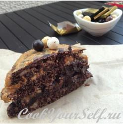 Шоколадно-ореховое наслаждение