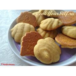 Кукурузные печеньки