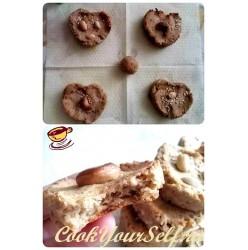 Печенье из разных видов муки