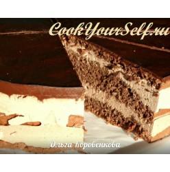 Сногсшибательный шоколадный торт