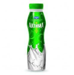 Активия натуральная питьевая (без сахара)
