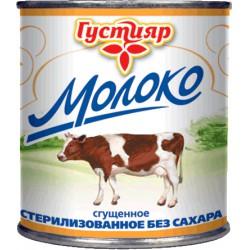 Сгущенное молоко без сахара