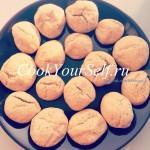 Марципановое печенье