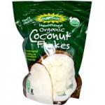 Органическая кокосовая мука Edward & Sons