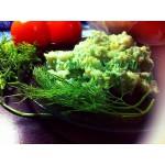 Рис с яйцами и зеленью