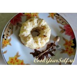 Творожно-овсяные кексы
