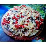 Пицца с основой из ржаной муки